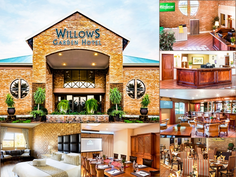 www.willowsgardehotel.com